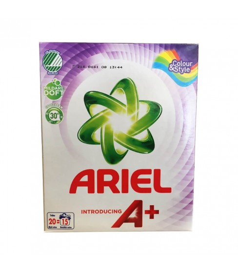 Żel do prania Ariel Actilift White 900 ml - 15 WL