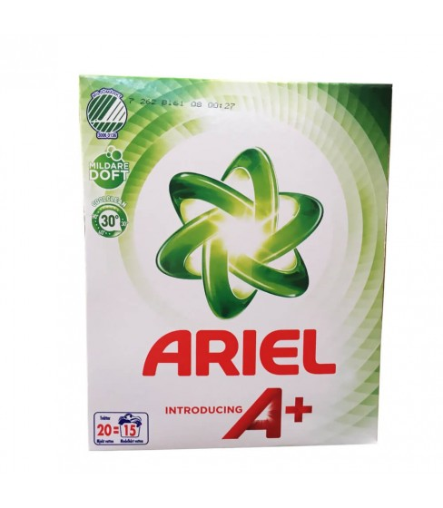 Żel do prania Ariel Actilift White 900 ml - 15 WL