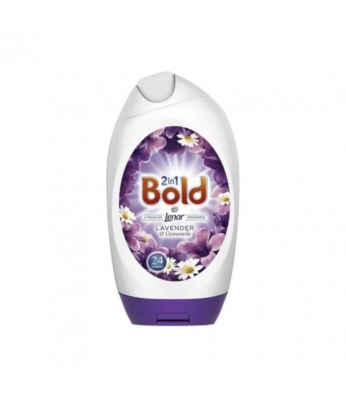Bold żel do prania 888ml 24W Lavenda& Camomile
