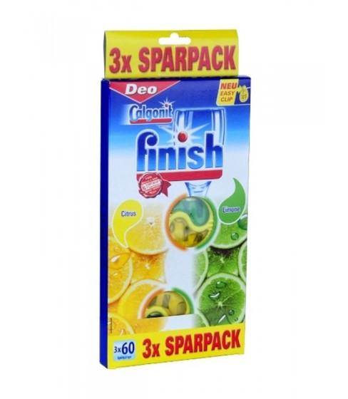 Odświeżacz do zmywarki Finish cytryna i limonka 3 sztuki