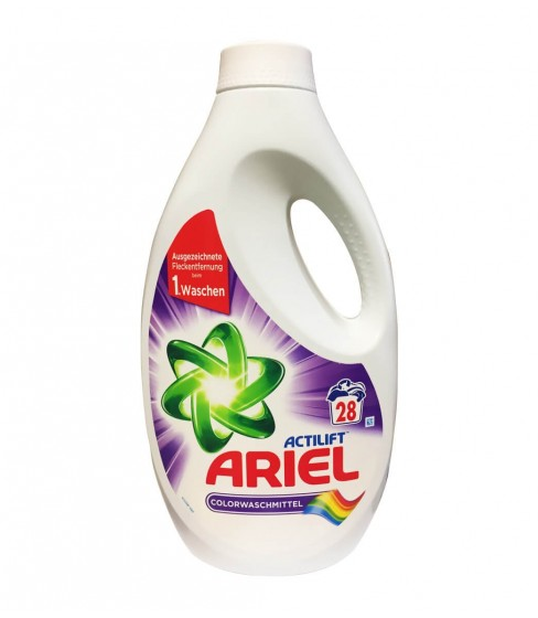 Żel do prania Ariel Actilift Color 1,82 l - 28 WL