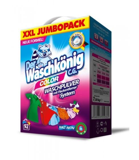 Proszek do prania Waschkonig Color 7,5 kg