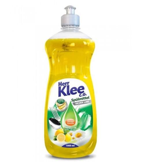 Płyn do mycia naczyń Herr Klee cytryna i rumianek 1 l