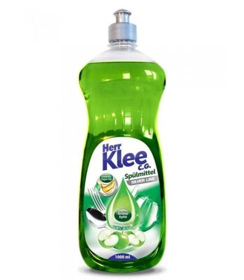 Płyn do mycia naczyń Herr Klee zielone jabłuszko 1 l