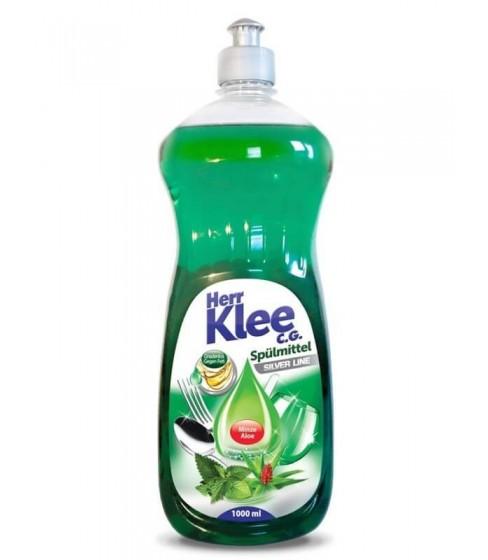 Płyn do mycia naczyń Herr Klee mięta i aloes 1 l
