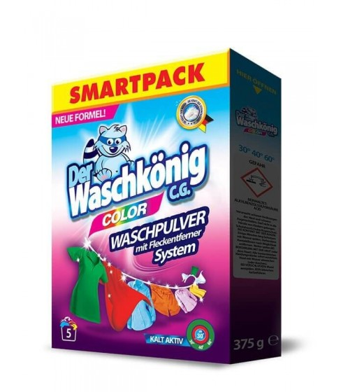 Proszek do prania Waschkonig Color 375 g