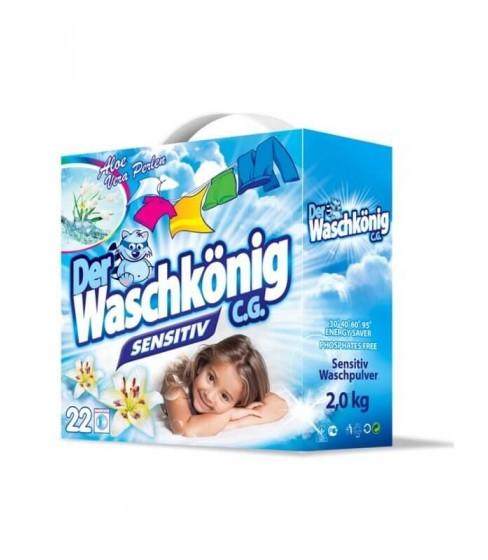 Proszek do prania Waschkonig Sensitiv 2 kg