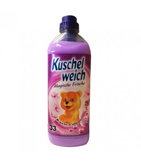 Płyn do płukania Kuschelweich Magische Frische 990 ml - 33 WL