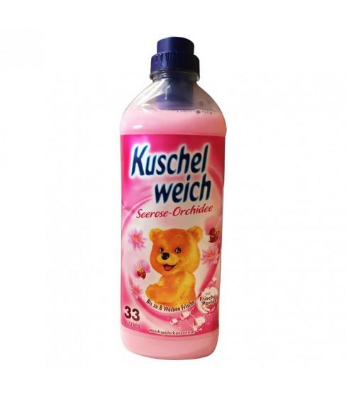 Płyn do płukania Kuschelweich Seerose-Orchidee 990 ml - 33 WL
