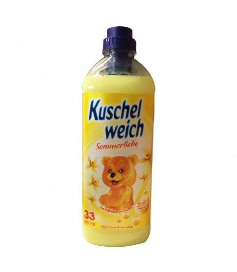 Płyn do płukania Kuschelweich Sommerliebe 990 ml - 33 WL