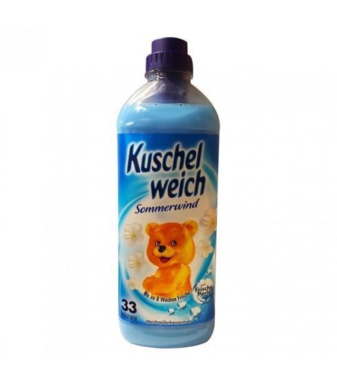 Płyn do płukania Kuschelweich Sommerwind 990 ml - 33 WL