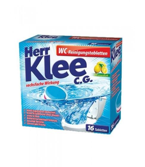 Tabletki odkamieniające do WC Herr Klee