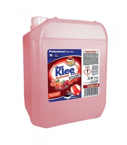 Płyn do mycia naczyń Herr Klee grejpfrut i granat 5 l