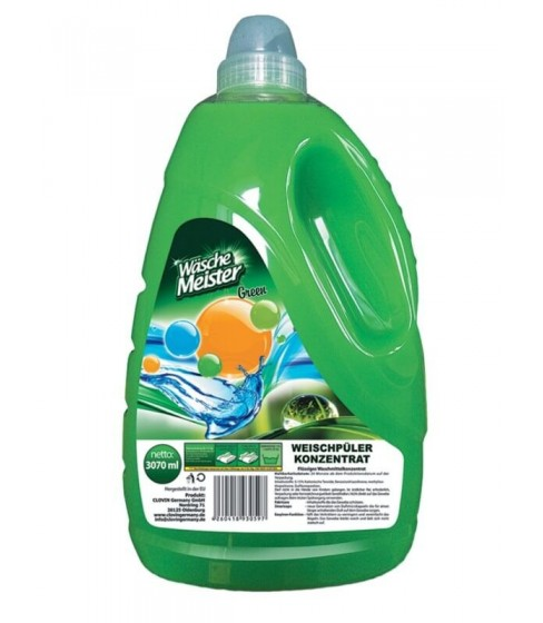 Płyn do płukania WascheMeister Green 3070 ml