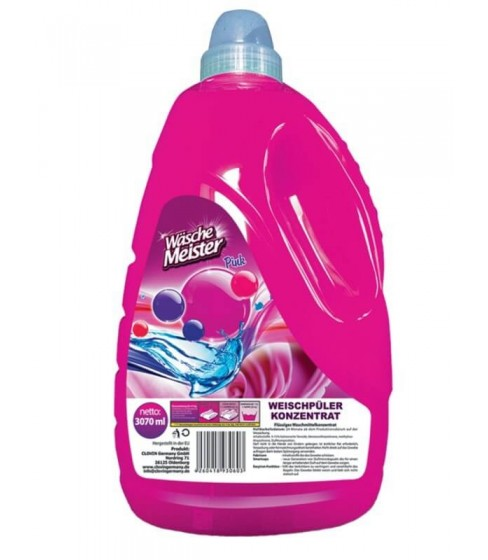 Płyn do płukania WascheMeister Pink 3070 ml