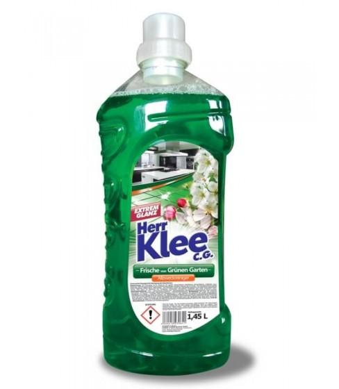 Płyn do mycia podłóg Herr Klee Frische von Grunen Garten 1,45 l
