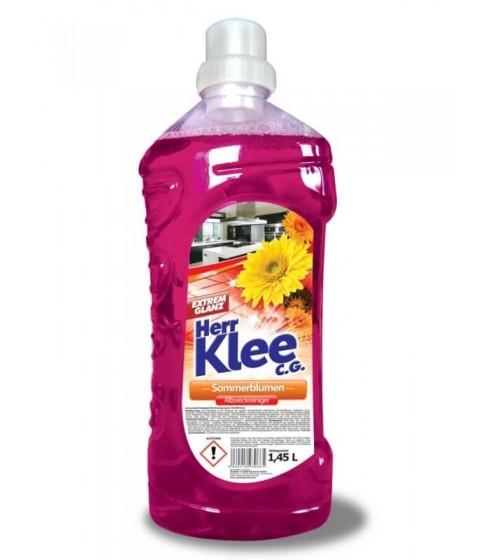 Płyn do mycia podłóg Herr Klee Sommerblumen 1,45 l