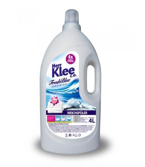 Płyn do płukania Herr Klee Fresh Blue 4 l