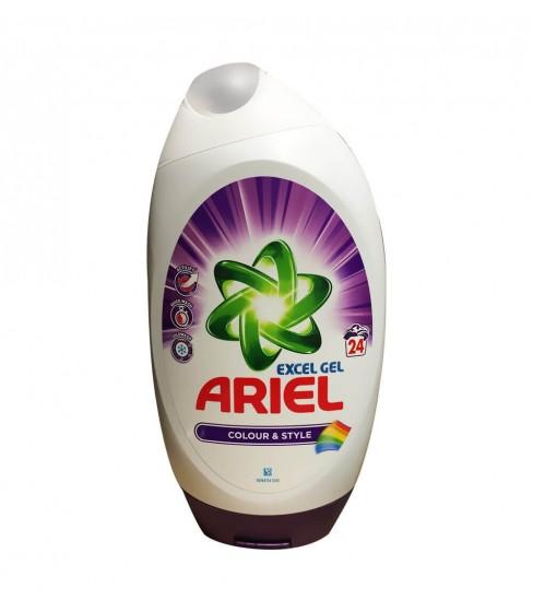 Żel do prania Ariel Actilift Color 888 ml - 24 WL