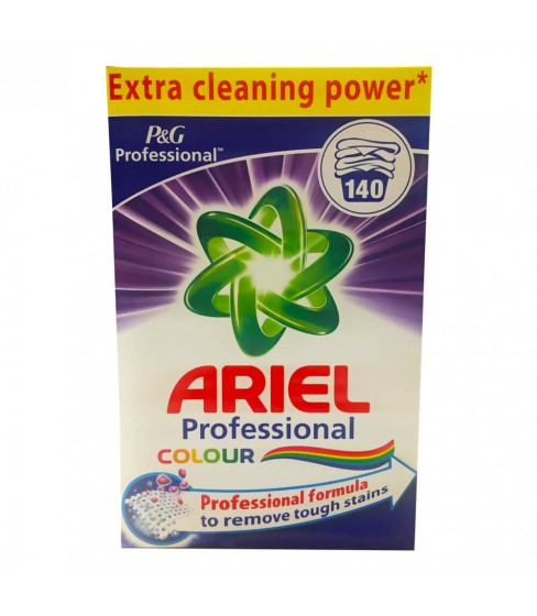 Proszek do prania Ariel Color 9,10 kg - 140WL
