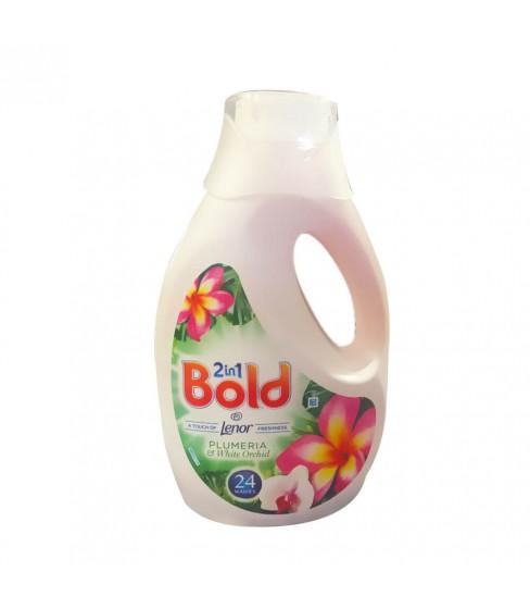Żel do prania Bold Biała Orchidea 1200 ml - 24 WL