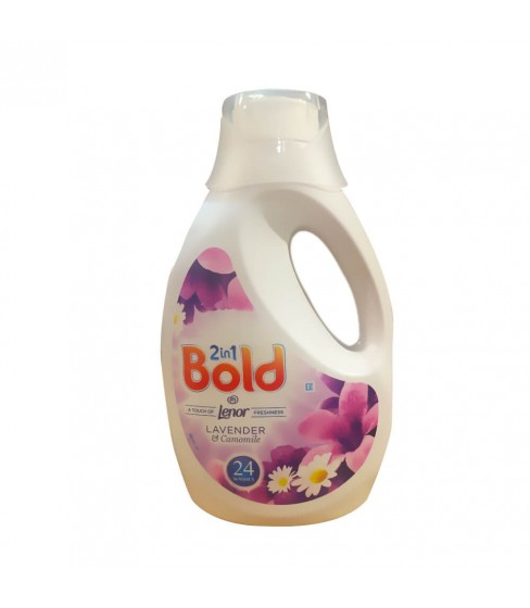 Żel do prania Bold Lawenda i Rumianek 1200 ml - 24 WL