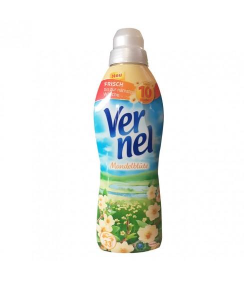 Płyn do płukania Vernel Almond Blossom 1 L - 33 WL