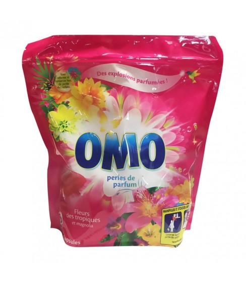 Kapsułki do prania OMO Tropical Flowers - 28 szt.
