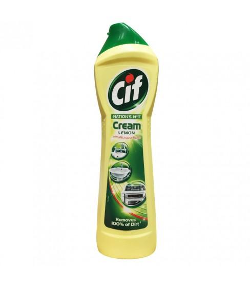 Mleczko do czyszczenia Cif Cream Lemon 500 ml