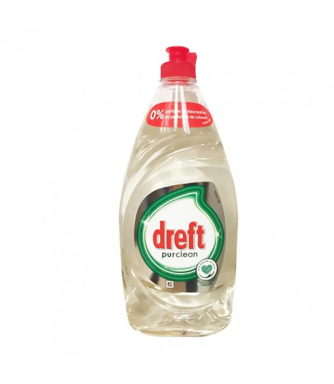 Płyn do mycia naczyń Dreft Pure Clean 820 ml