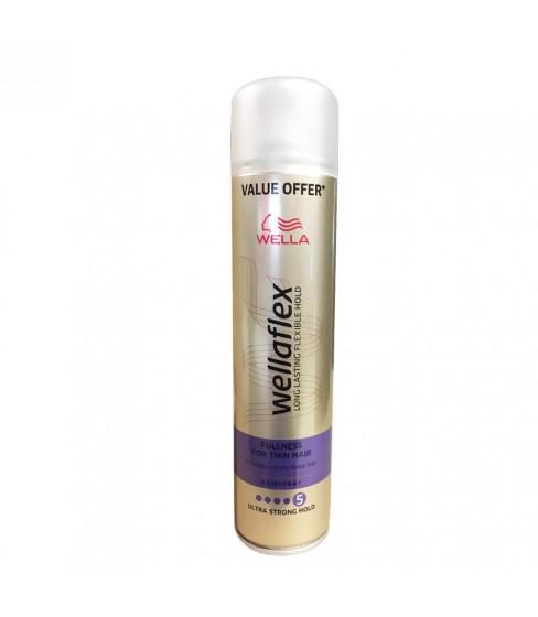 Lakier do włosów Wellaflex Fullness 400 ml