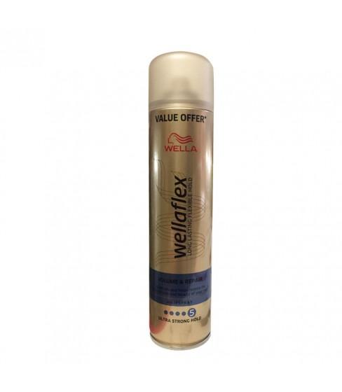 Lakier do włosów Wellaflex Volume 400 ml