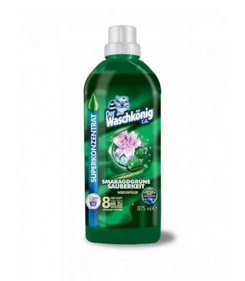 Płyn płukania Waschkonig Smaragdgrune 875 ml
