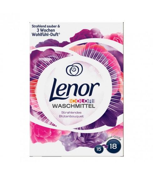 Proszek do prania Lenor Color 1,17 kg - 18 WL
