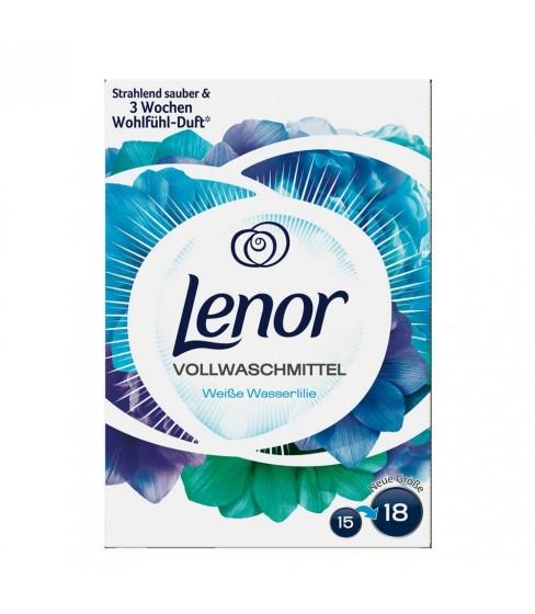 Proszek do prania Lenor Uniwersal Wasserlilie 1,17 kg - 18 WL