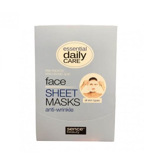 Maseczki do twarzy Sencebeauty Sensitive Skin 23ml 12szt.