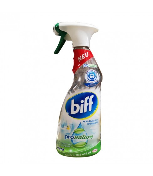 Biff Bad Total spray do łazienek Pronature 750ml