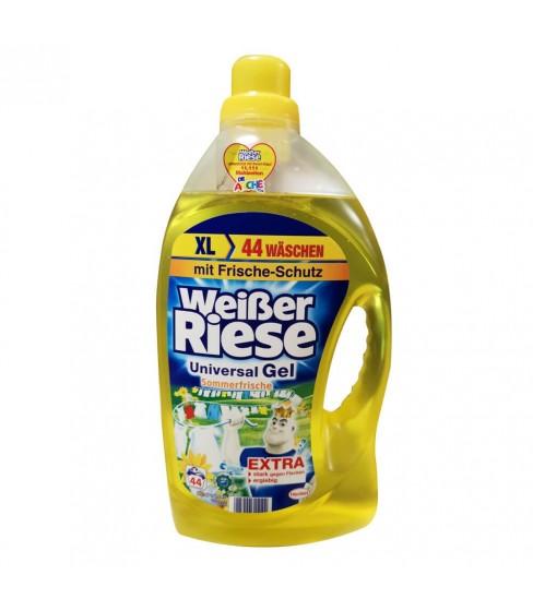 Żel do prania Weisser Riese Sommerfische 3,212 l - 44 WL