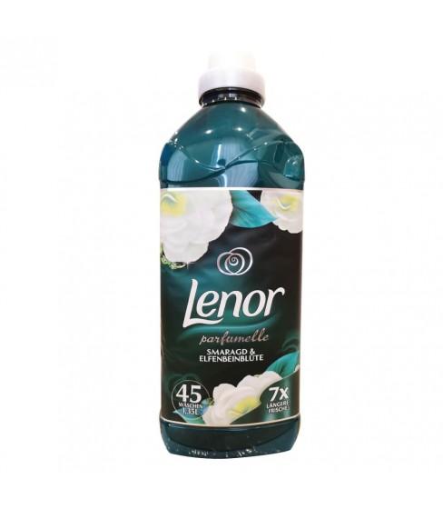 Płyn do płukania tkanin Lenor Smaragd & Elfenbenblüte 1,35 L - 35 WL