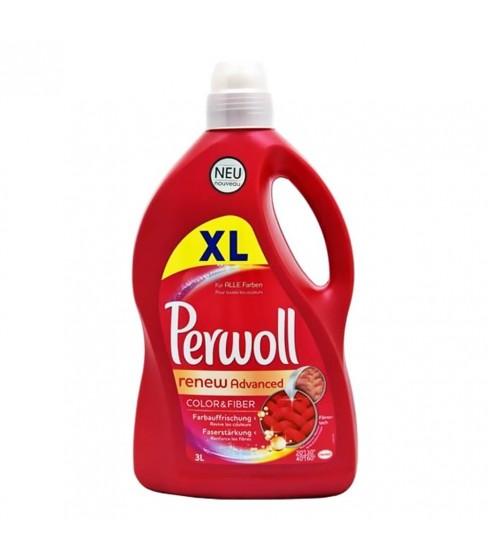 Płyn do prania Perwoll Renew Advanced Colour&Fiber 3 l - 50 WL