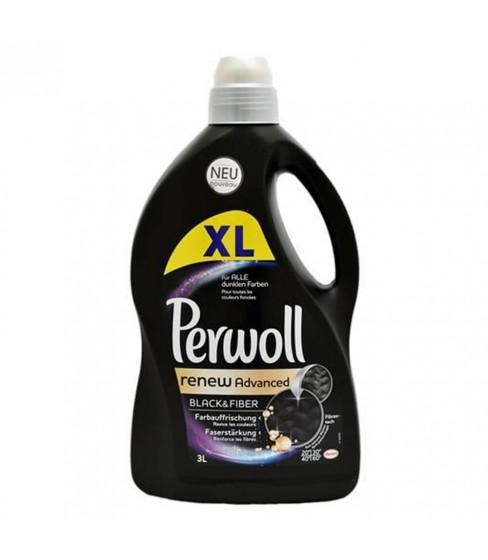 Płyn do prania Perwoll Renew Advanced Black&Fiber 3 l - 50 WL