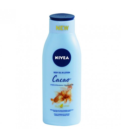 Balsam do ciała Nivea Cocoa&Macadamia Oil 400 ml