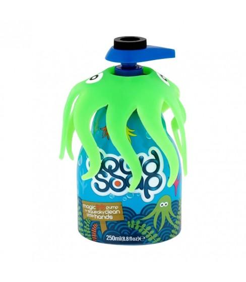 Mydło w płynie Squid Kids Green 250 ml