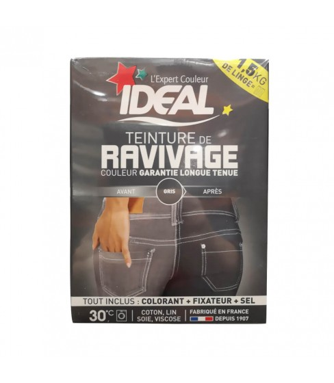 Produkt regenerujący jeansy Ideal Colour Repair Grey 490 g