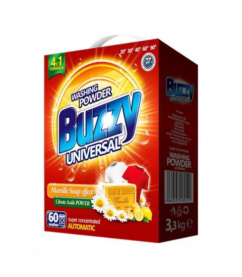 Proszek do prania Buzzy Universal 3,3 kg – 60 W