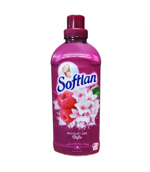 Płyn do płukania Softlan Rote Fruchte & Jasmin 750 ml
