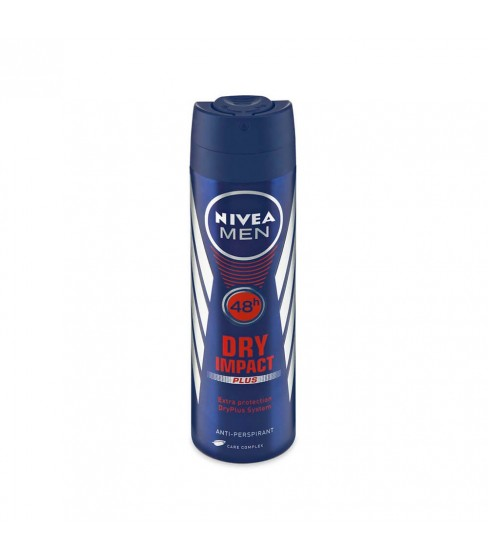 Antyperspirant Nivea Dry Impact For Men 150 ml