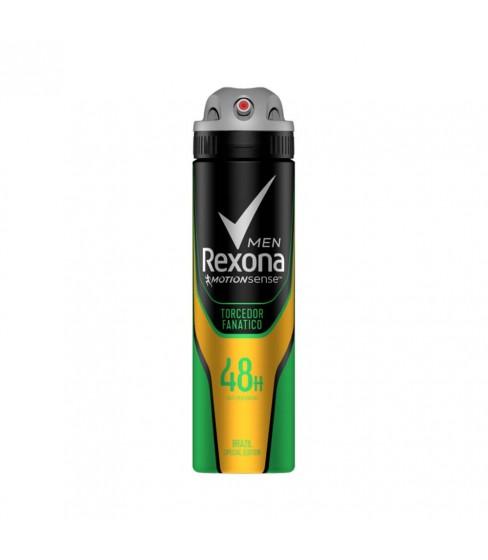 Antyerspirant Rexona Fan Fanatic Brazil 150 ml