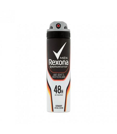 Antyerspirant Rexona Here We Go Germany 150 ml