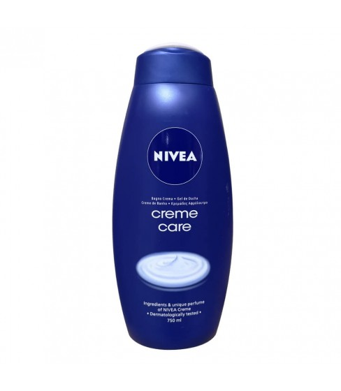 Żel pod prysznic Nivea Cream Care 750 ml